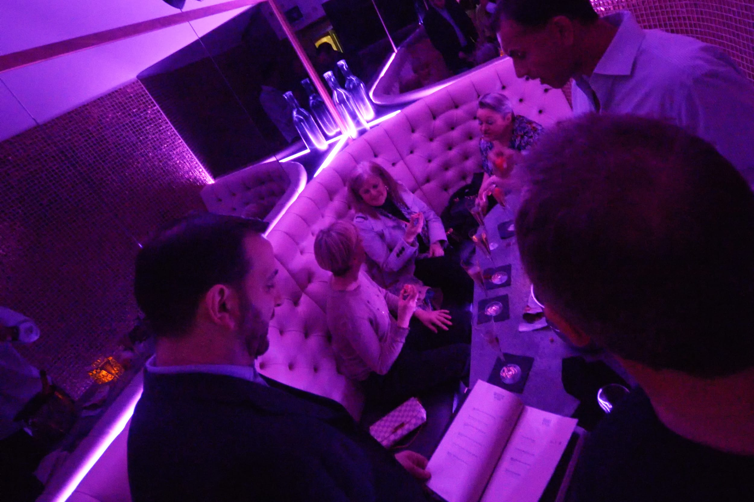 Private Booth Hire