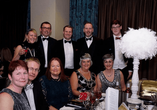 The St. John's Hospice's 'Great Gatsby' Charity ball!