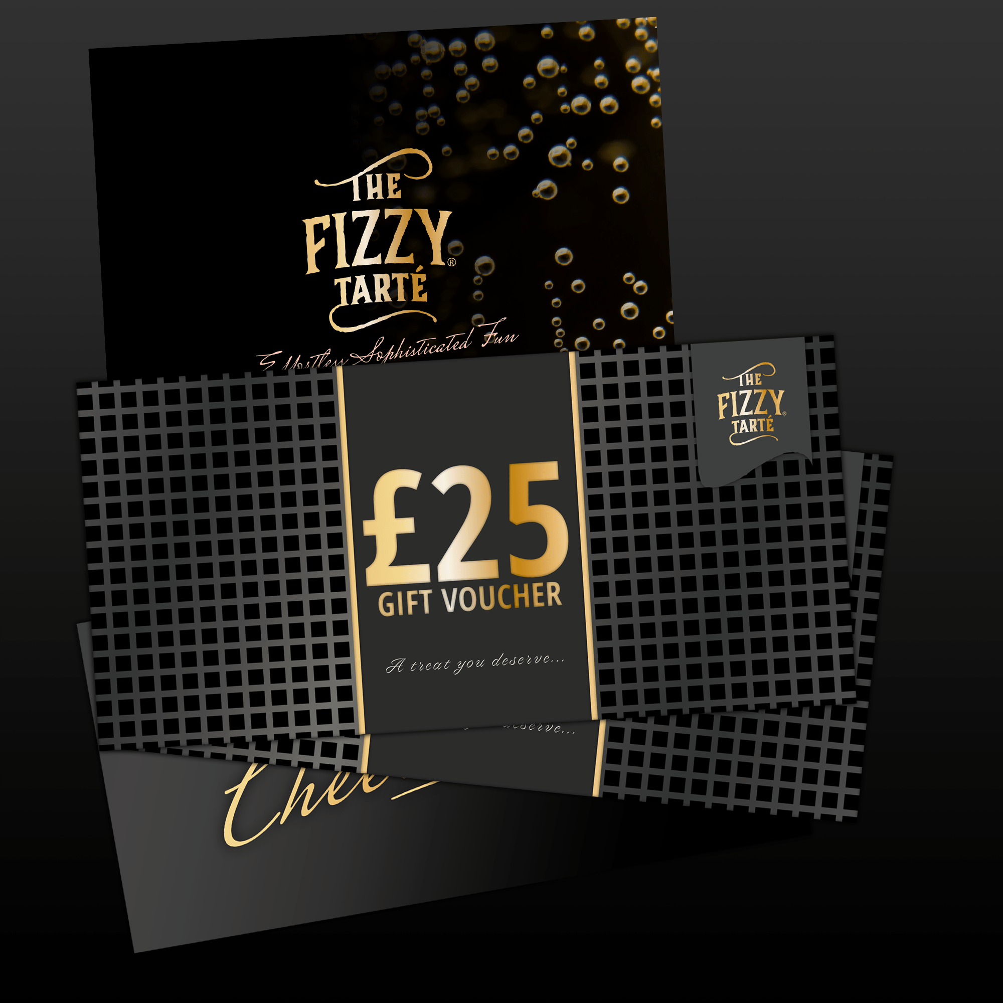 Gift Vouchers are available both online and at the Fizzy Tarte